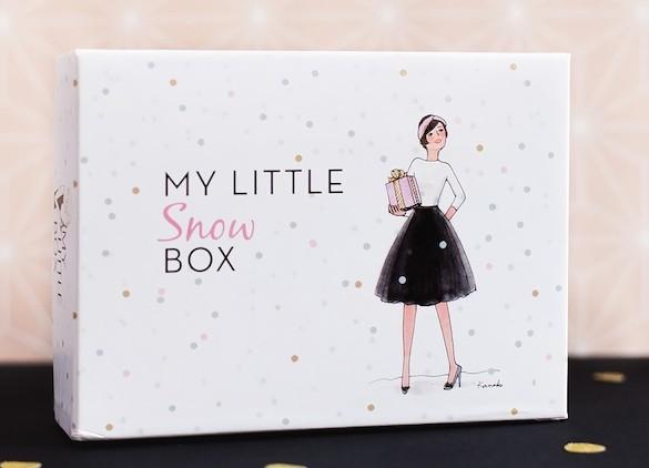 マイリトルボックス 2014年12月 Snow box