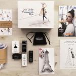 マイリトルボックスの中身 2013年10月「Parisienne Box」