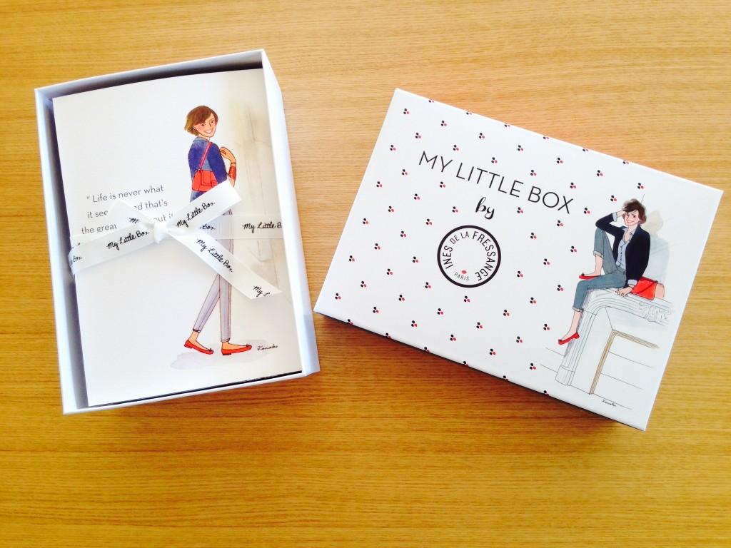 mylittlebox マイリトルボックス 2015 2月 イネスコラボ