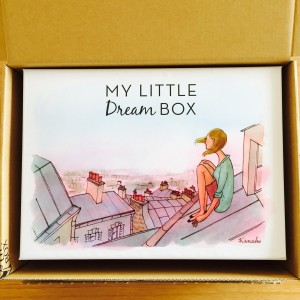 mylittlebox マイリトルボックス中身 2015 4月