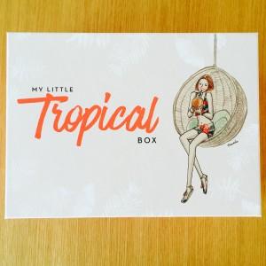 2016 7月 マイリトルボックス my little tropical box レビュー 口コミ