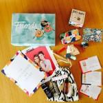 2016年8月マイリトルボックス「MY LITTLE Friends BOX」感想・レビュー。