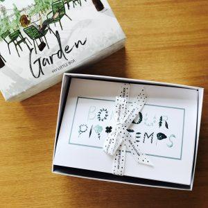 2017 4月 マイリトルボックス mylittlebox garden ボトル ポール&ジョー
