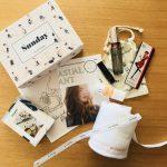 2017年11月MY LITTLE BOX(マイリトルボックス)「Sunday」はマキアージュコラボ!現品&新作ルージュ入り。