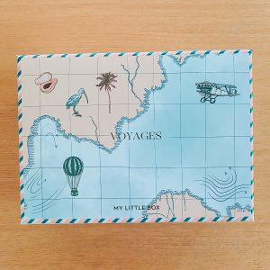 2018 8月 マイリトルボックスレビュー ブログ VOYAGES